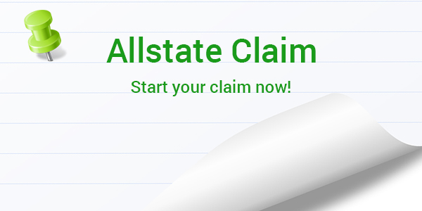 Click here to start an Allstate Claim!